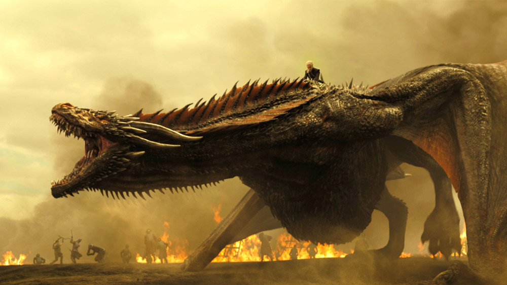 """""""Game of Thrones'un yeni bölümü ejderha savaşını gölgede bırakacak"""""""