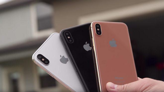 iPhone 8'in renk seçeneklerine yakın bakış [Video]