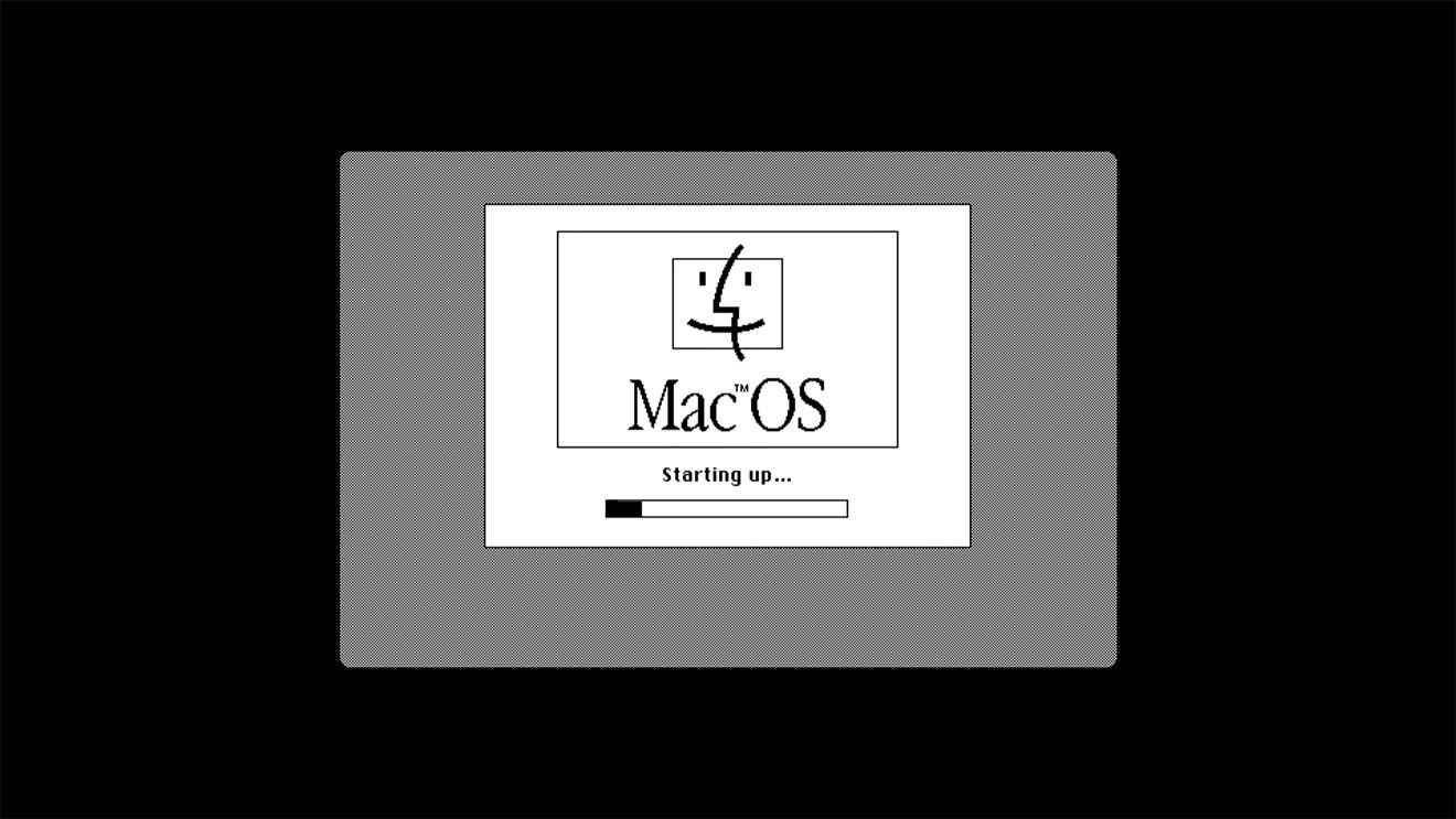 macOS'un 33 yıllık değişimine 2 dakikada şahit olun