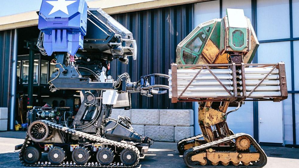 """""""Çelik Yumruklar"""" gerçek oluyor; İşte Amerika'nın yeni dövüşçü robotunun ilk testleri"""