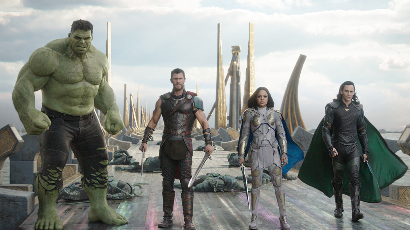 Thor: Ragnarok tanıtımıyla yeni bir ekibin doğuşunu müjdeliyor