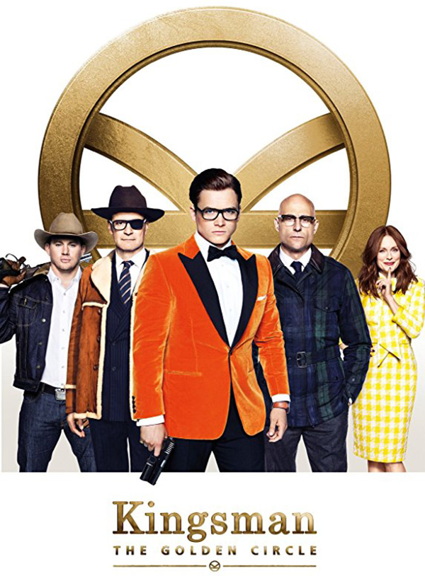 Hafta sonu ne izlesek: Kingsman: The Golden Circle