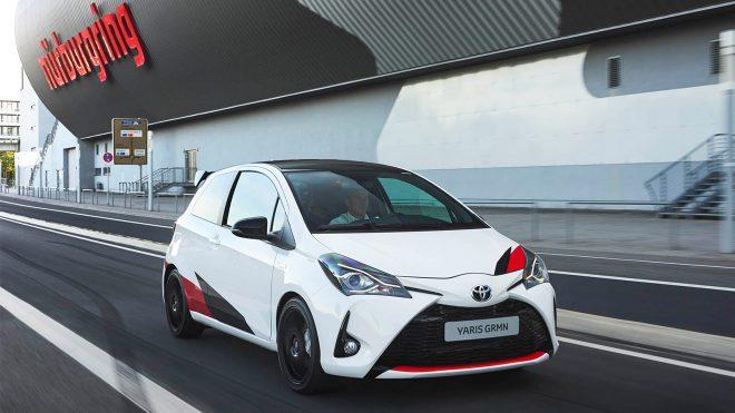 Toyota Yaris Grmn Teknik özellikleri