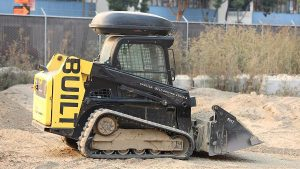 otonom buldozer