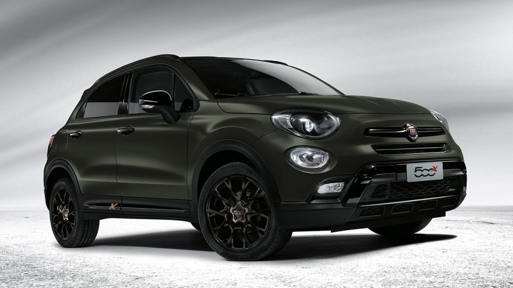 2018 model y l i in makyajlanan fiat 500x 39 in ne kan yenilikleri log. Black Bedroom Furniture Sets. Home Design Ideas