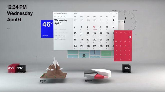 Windows 10'un yeni tasarımı böyle olacak [Video]