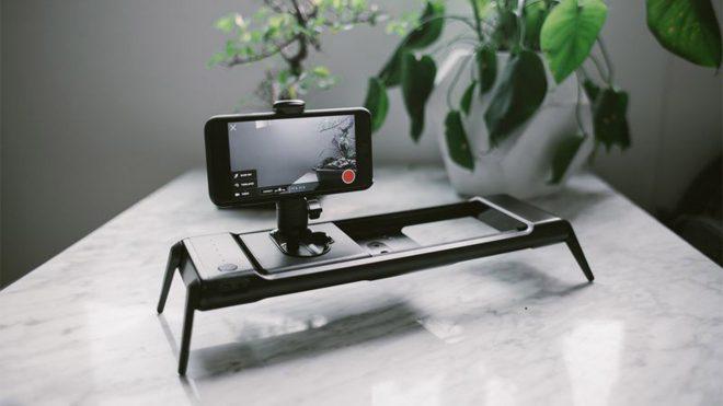 Akıllı telefon ve kameralar için uygun fiyatlı motorlu slider [Video]