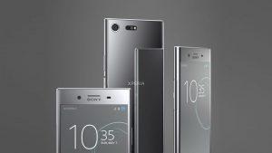 Sony Xperia XZ Premium Android 8.0 Oreo