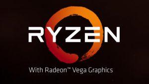 AMD Ryzen dizüstü işlemci