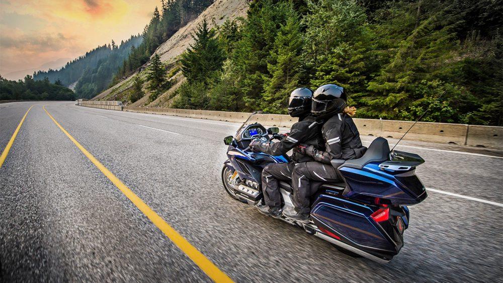 lay destekli ilk motosiklet: 2018 Honda Gold Wing