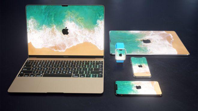 Apple çerçevesiz