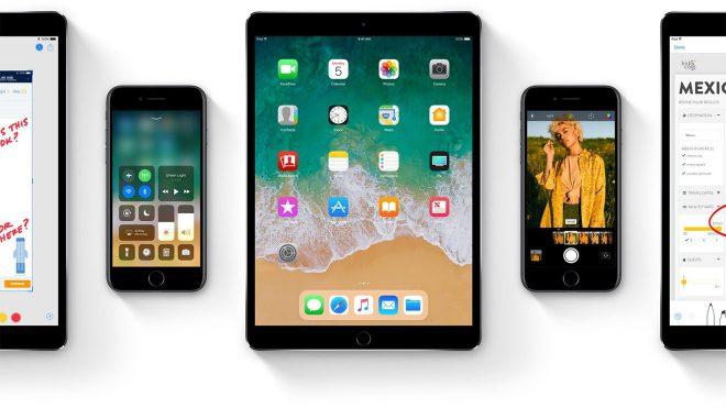 apple ios 11.1 beta 5