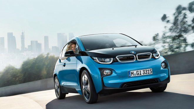 BMW i3 elektrikli otomobil