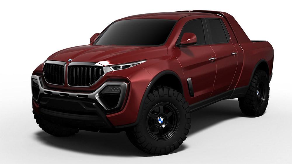 BMW pickup