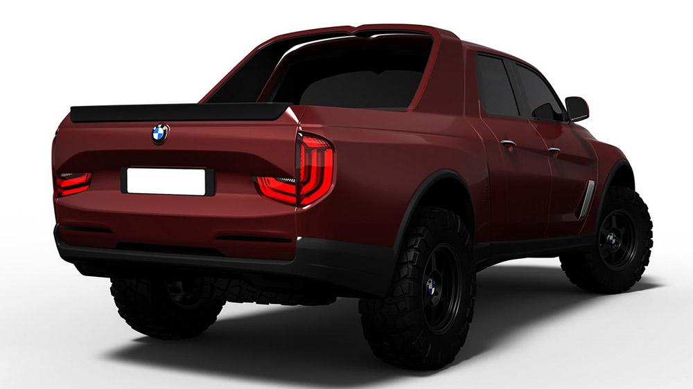 BMWpickup