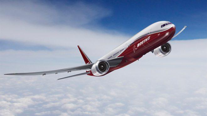 Gökyüzünün yeni yıldızı Boeing 777x üretime girdi