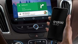 Google Pixel 2 Android Auto