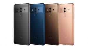zeki telefon Huawei Mate 10 Pro