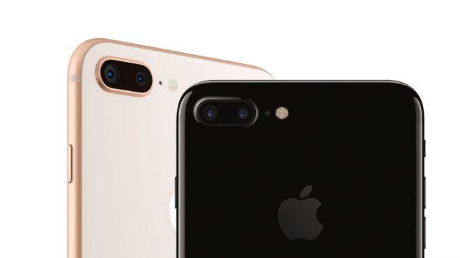iPhone 8 Plus ve iPhone 7 Plus kameraları karşı karşıya