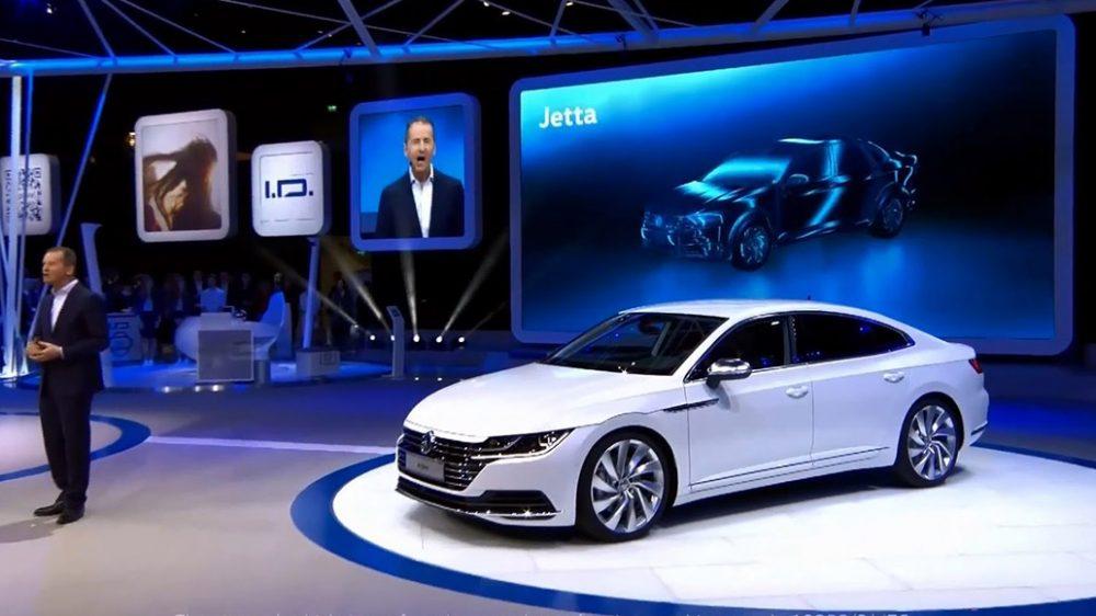 Tanıtım Tarihi Belli Olan 2018 Volkswagen Jetta I 231 In