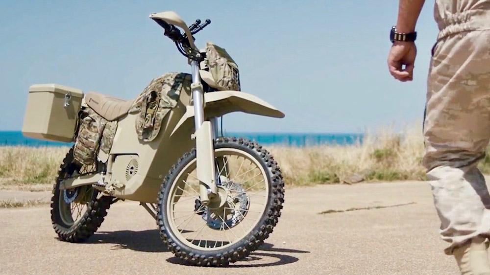 Kalashnikov motosiklet