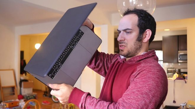 Macbook YouTube fenomeni