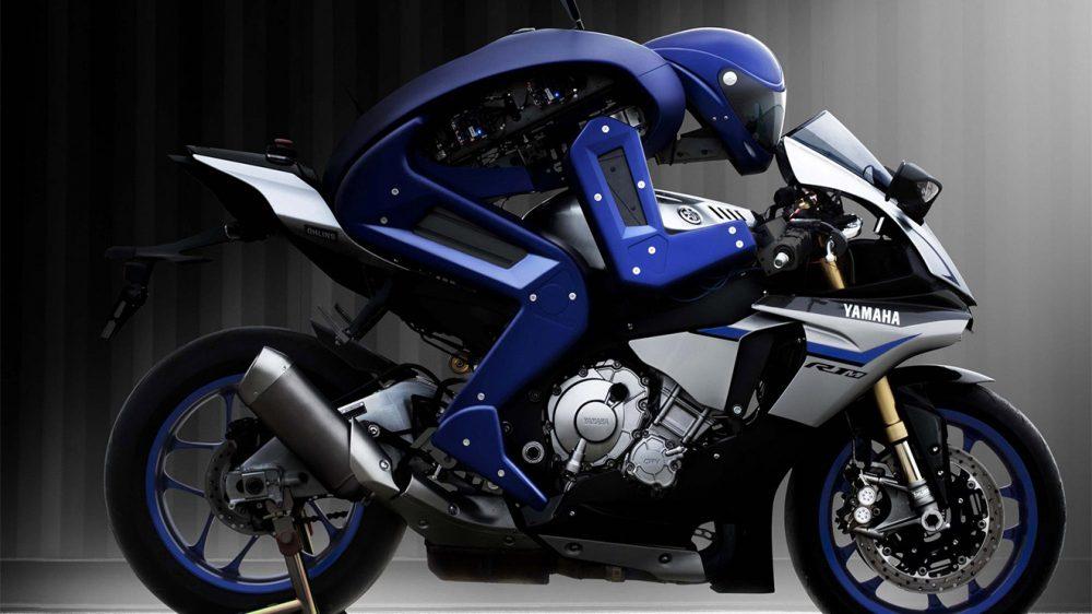 Yamaha Motobot, Valentino Rossi