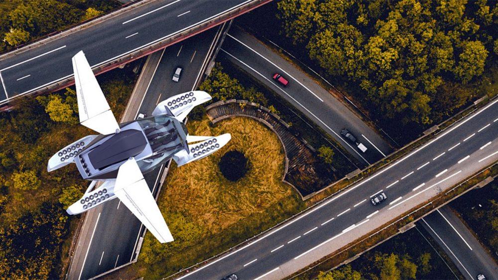 Project Formula uçan otomobil