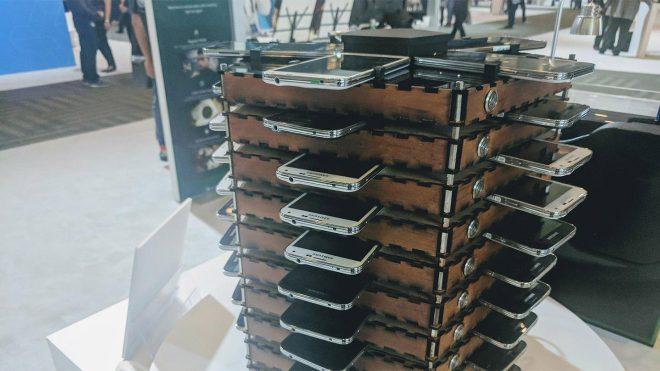 Samsung, Galaxy S5 Bitcoin