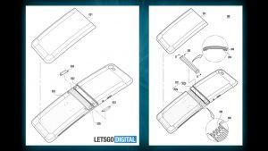 Samsung Galaxy X katlanabilir telefon