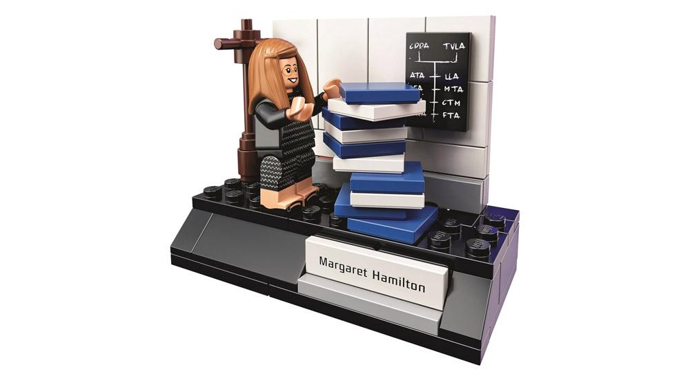 Women of NASA LEGO seti