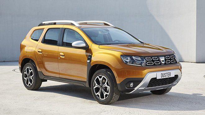 2018 Dacia Duster