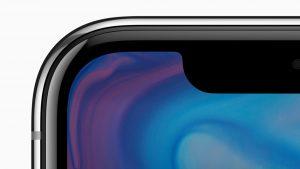 Apple iPhone X ekran yanma