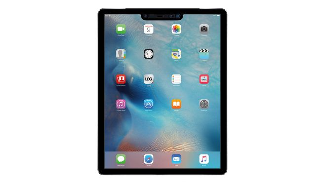 2018 Apple iPad Pro Face ID TrueDepth