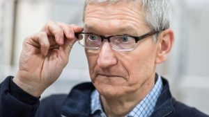 Apple artırılmış gerçeklik gözlük rOS