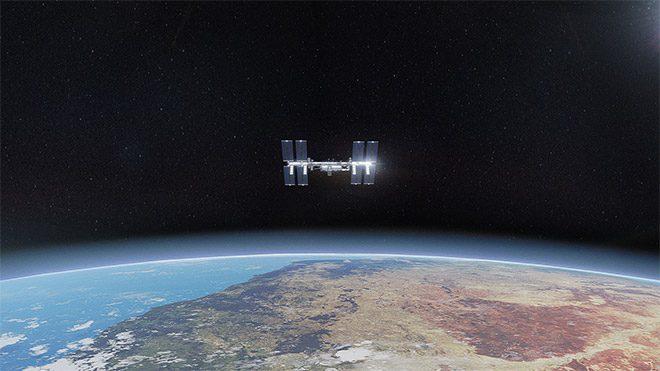 Home - A VR Spacewalk BBC
