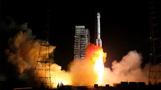 Çin nükleer uzay aracı