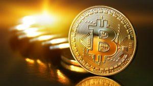 Bitcoin altın