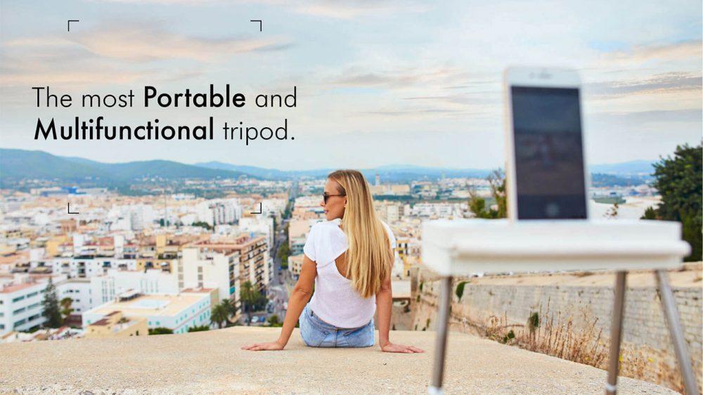 Vixari Tripod Kickstarter