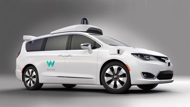 Google Waymo otonom araç
