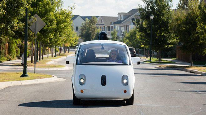 Google Waymo sürücüsüz araç