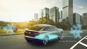 Volkswagen Google kuantum bilgisayar