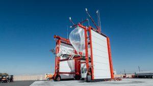 Google Project Loon internet balonu