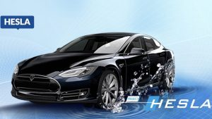 Tesla Model S Hesla