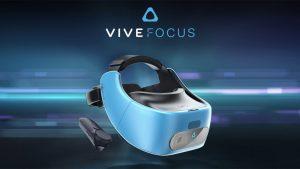 HTC Vive Focus VR