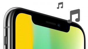 iPhone X zil zesi