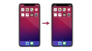 iPhone X Notcho