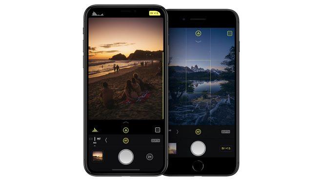 iPhone X Halide