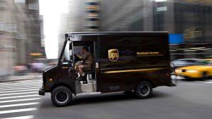 UPS Kargo elektrik