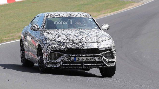 Lamborghini Urus Nürburgring